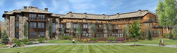 This is what the Sun Valley Lodge will look like once the remodel is complete.