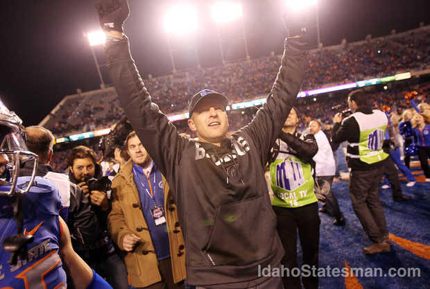 Boise State's head football coach Bryan Harsin is Idaho's top-paid state employee.