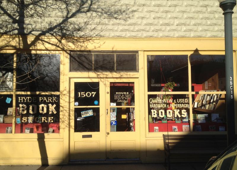 Hyde Park Books has had just three owners in its 30-year history.