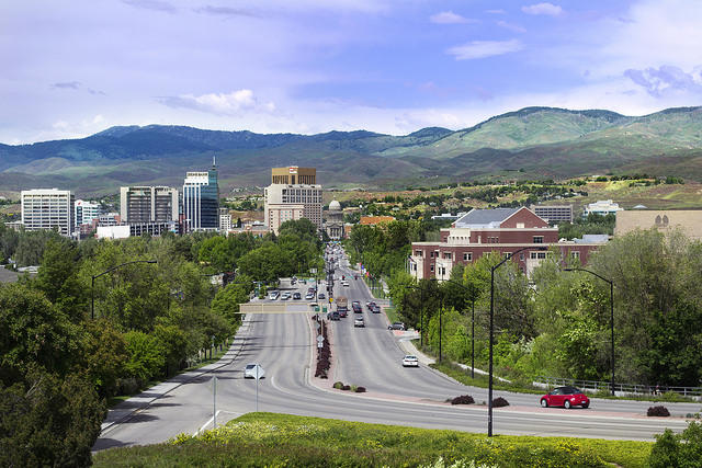 Boise was the 2nd Idaho city to pass an anti-discrimination law.