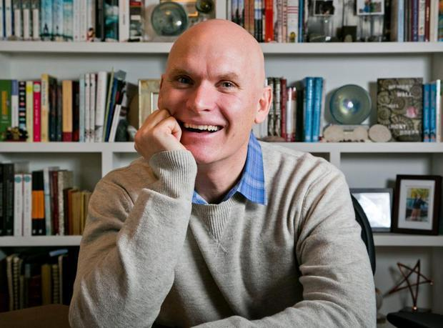 In addition to winning a Pulitzer Prize, Anthony Doerr was also a finalist for the 2015 National Book Award.