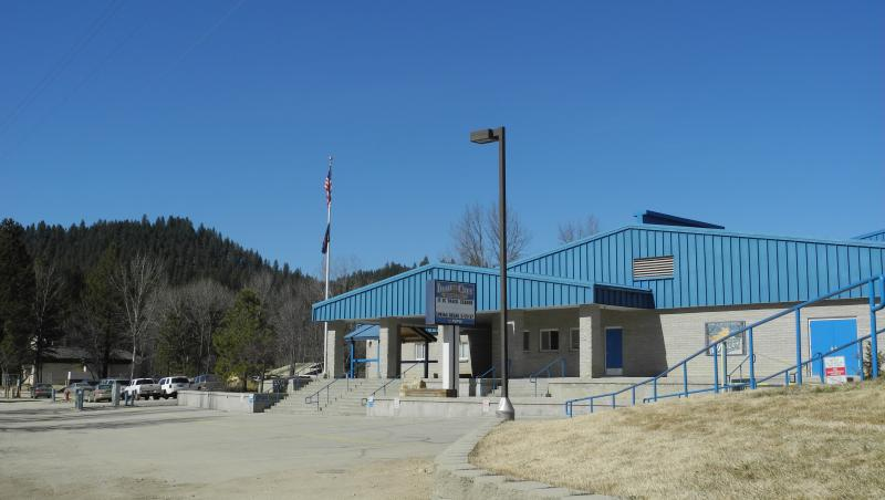 The Basin School District has about 370 students, preschool through grade 12. Nearly 75 percent of Boise County, where there Basin School District is located, is federal land.