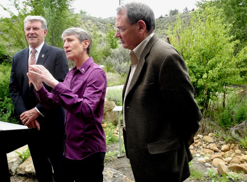 Sally Jewell, sage grouse