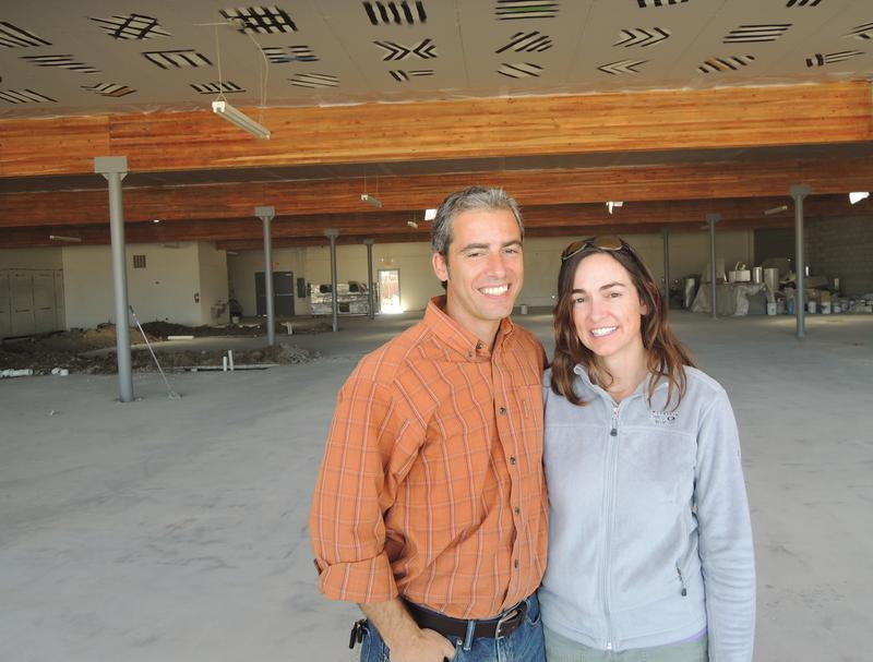 We first introduced you to Lori Porreca and Miguel Gaddi in June 2014 while their international market was under construction.