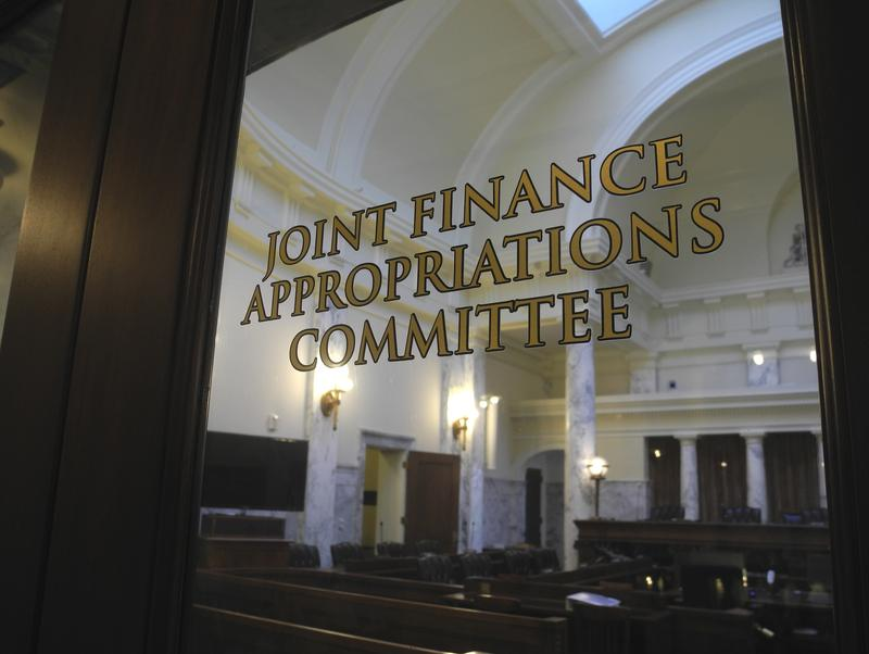 Ada County Statehouse Capitol Building Joint Finance Appropriations Committee