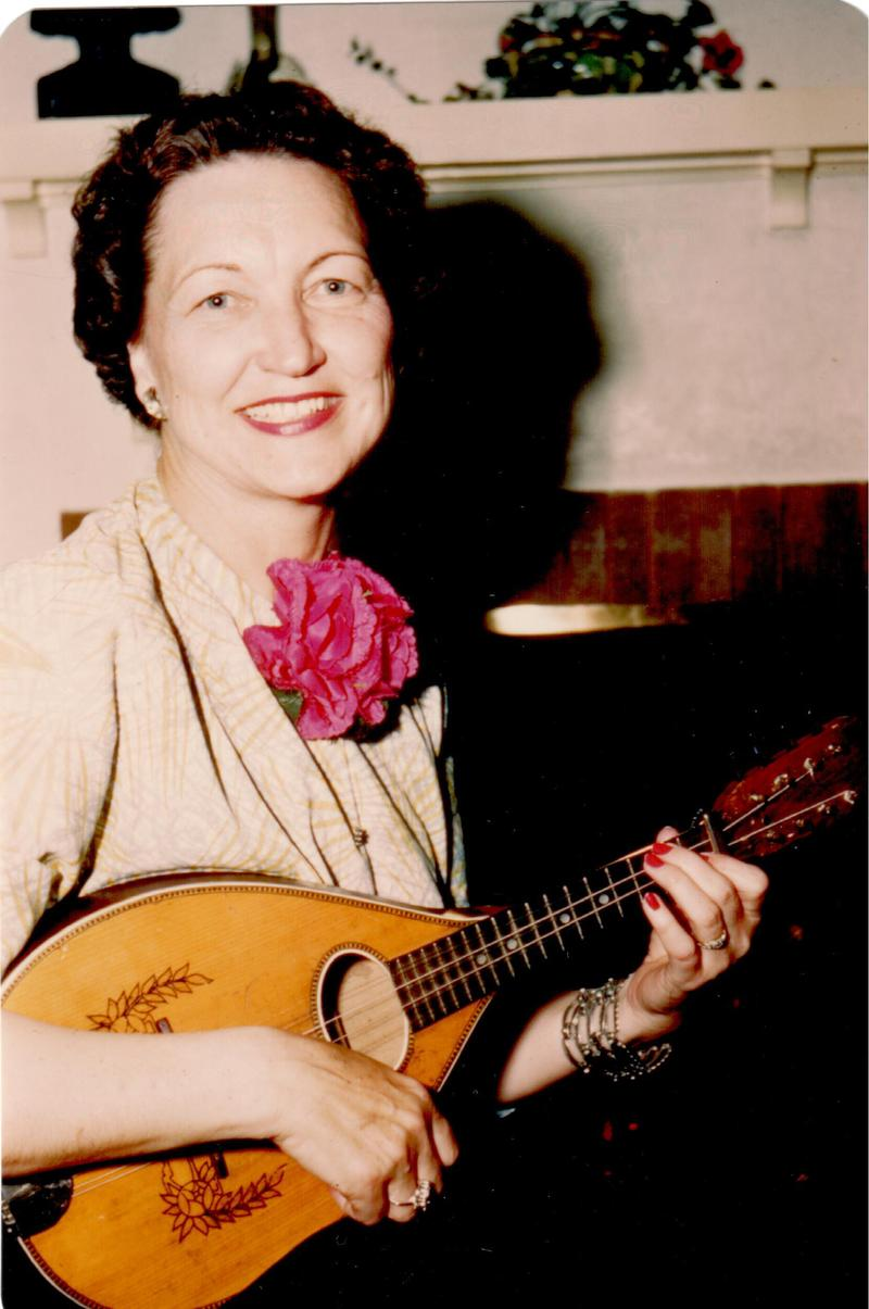Ione Love Thielke was the Musical Poem Recorder of Cascade, Idaho.