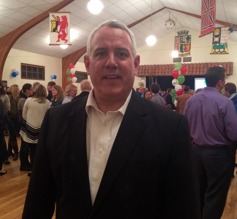 Mayor David Bieter
