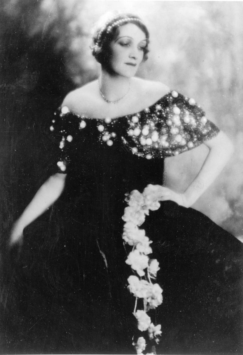 One of Boise's Legends. Lucille Lippincott was born in Silver City, Idaho in 1896 and sang in La Traviata in Italy. She was a big supporter of the arts in Boise.