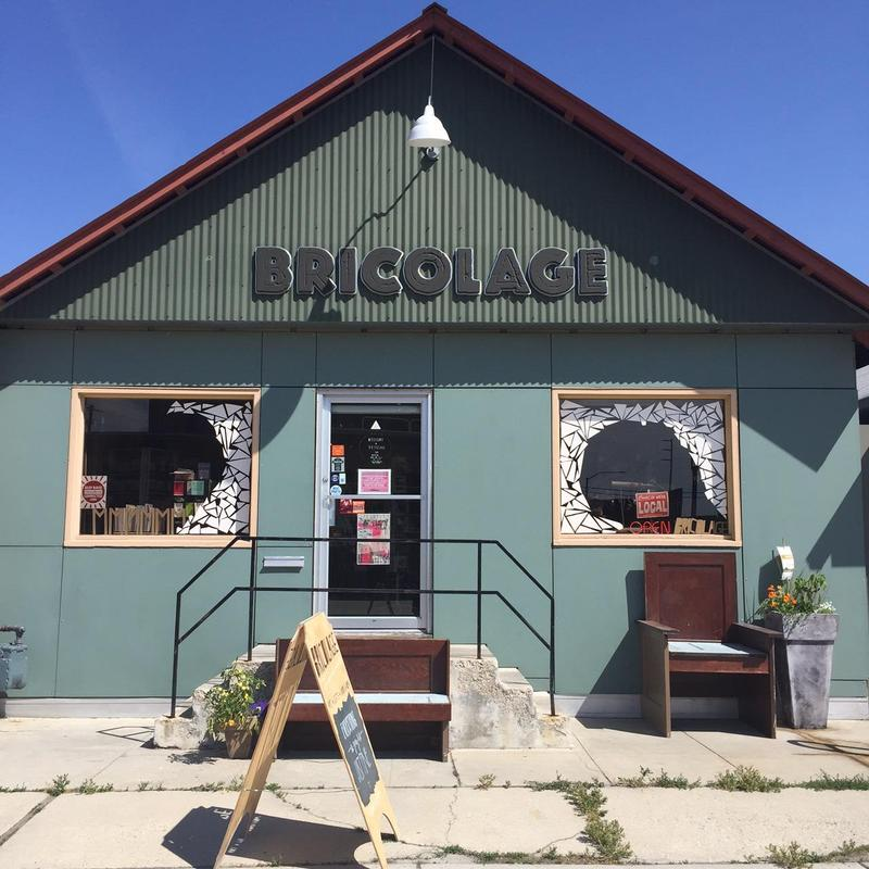 Chelsea Snow opened Bricolage in 2010, when Boise's economy was still sputtering. The store became a gathering place for artists and makers.