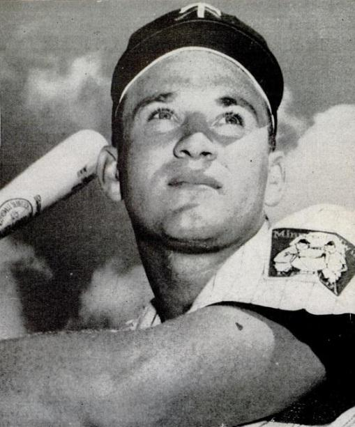 Harmon Killebrew in a 1961 issue of Baseball Digest.