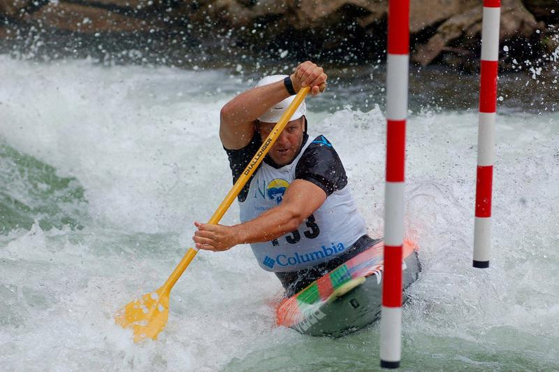 Idahoan Tren Long is making a run for the U.S. Olympic team this weekend at the final qualifying event in Oklahoma City. Earlier this year he raced at the Nantahala Racing Club's  2016 U.S. Open event in North Carolina.