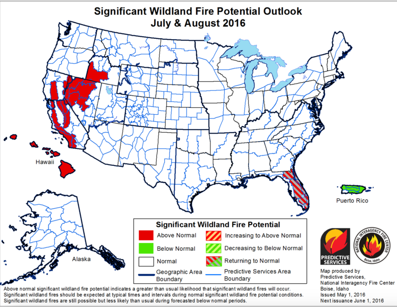 Nifc Large Fire Map.Nifc Canadian Government Hasn T Made Requests For U S Firefighting