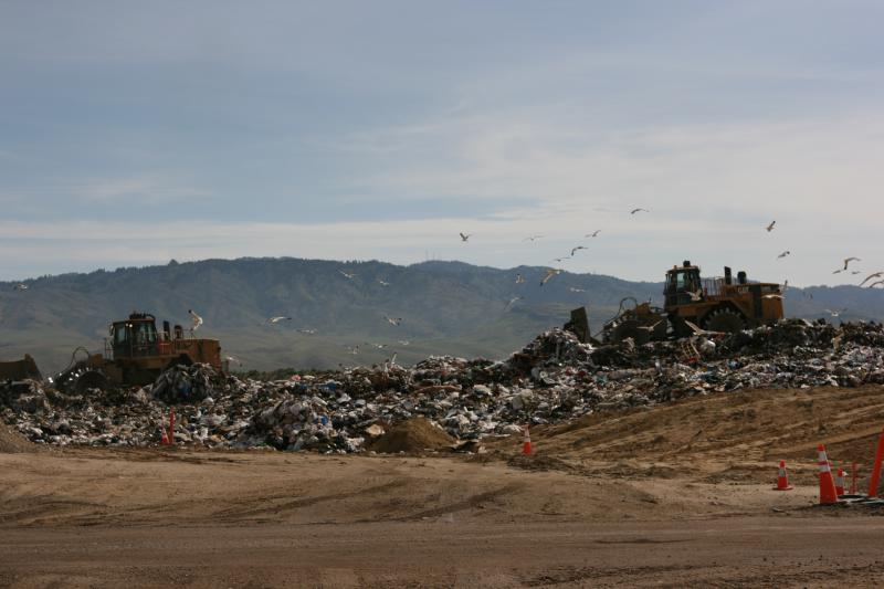 The Ada County landfill is large in size and has relatively low gate fees.