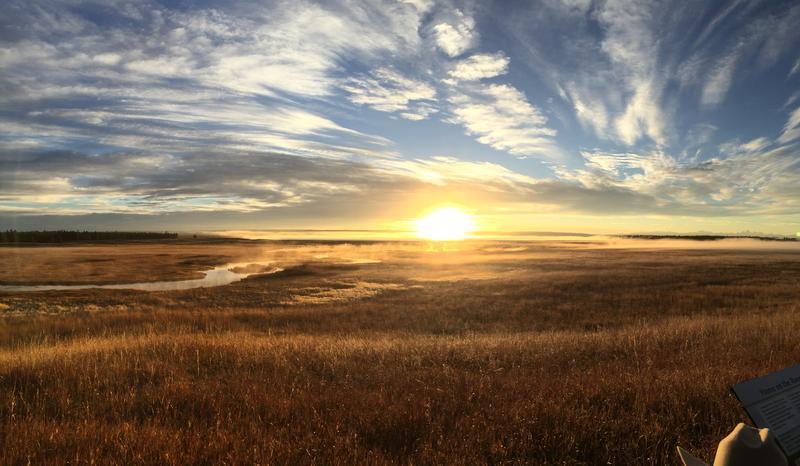 Harriman State Park.