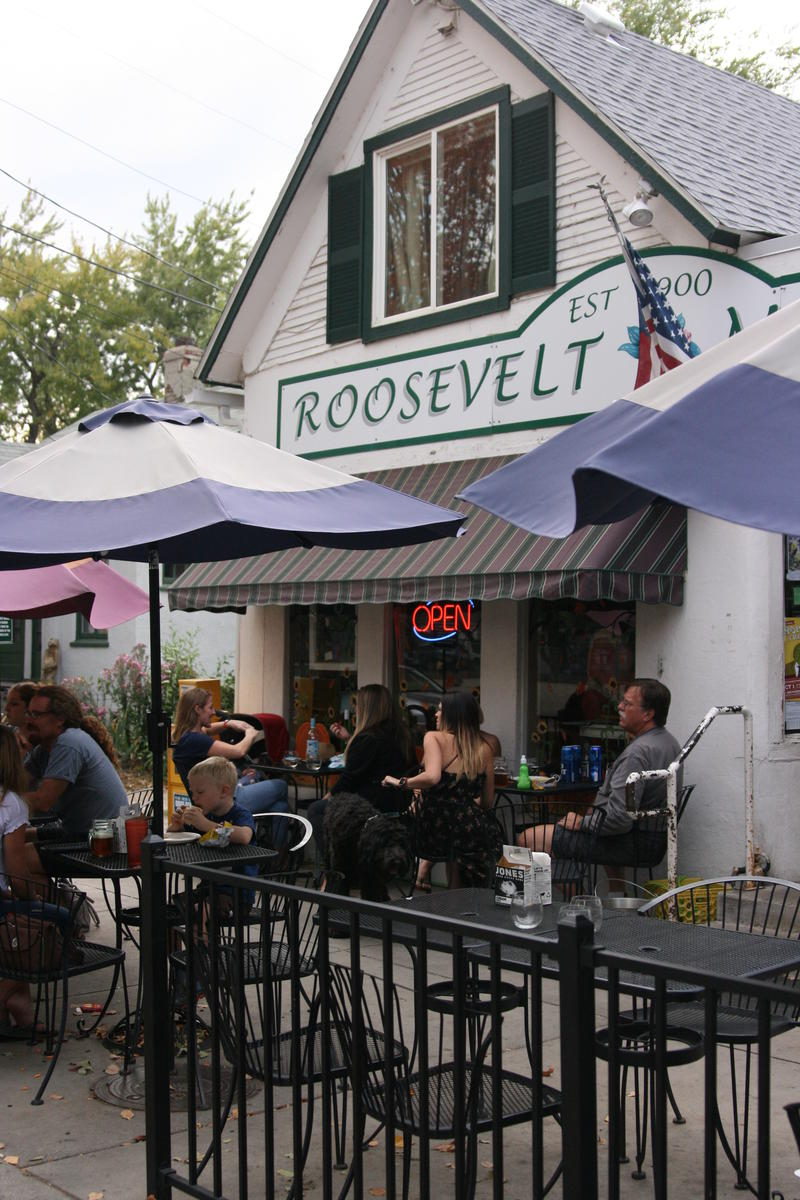 The Roosevelt Market in east Boise first opened 115 years ago. It remains a fixture, in part, because of the large role it plays in the lives of local children.