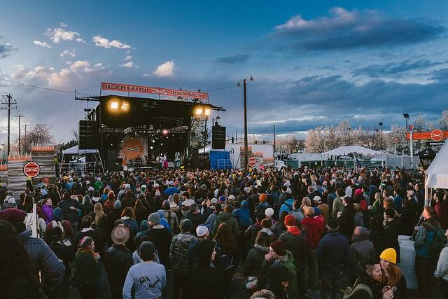 Treefort Music Fest will once again take over indoor and outdoor venues in downtown Boise this March.