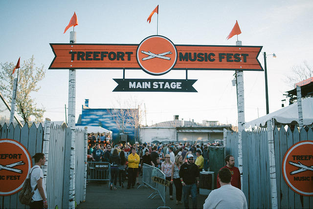 Treefort will take place March 22-26 at venues throughout downtown Boise.