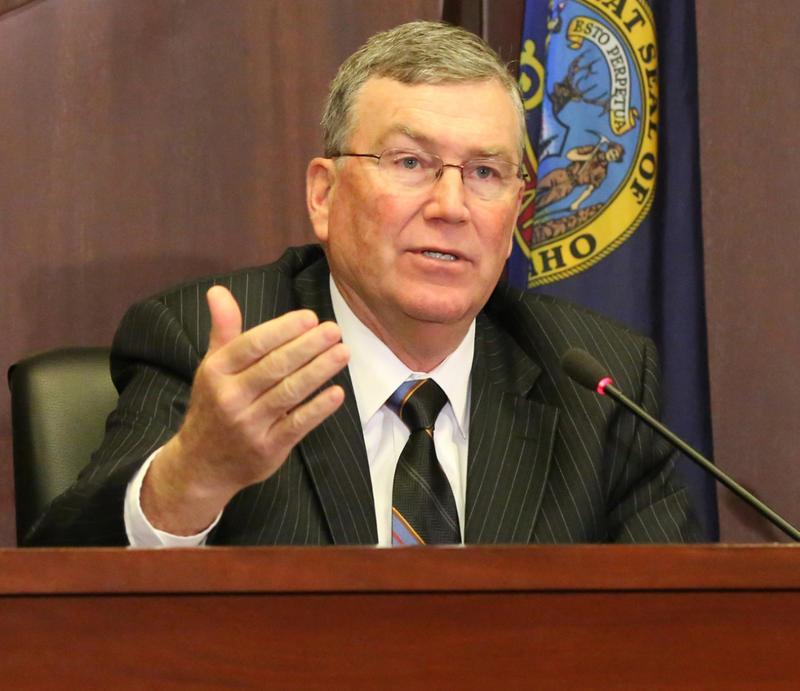 Speaker of the House Scott Bedke.