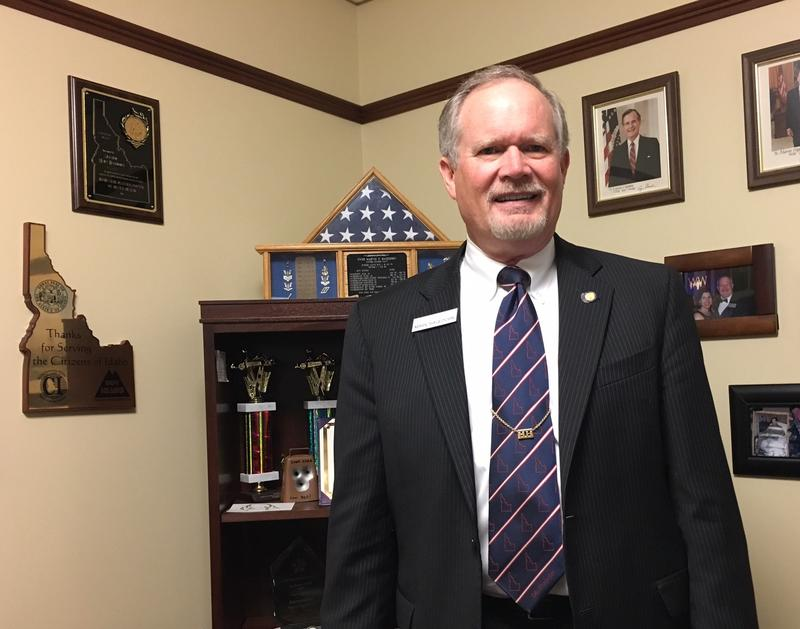 State Sen. Marv Hagedorn (R-Meridian) plans to present a bill that will be an alternative to Medicaid expansion. He says the landscape has changed since the election of Donald Trump.