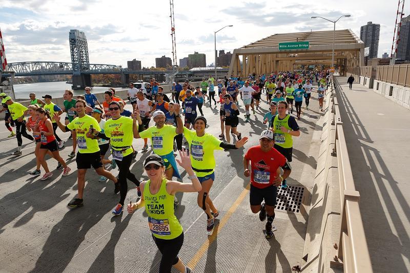 File photo from marathon.
