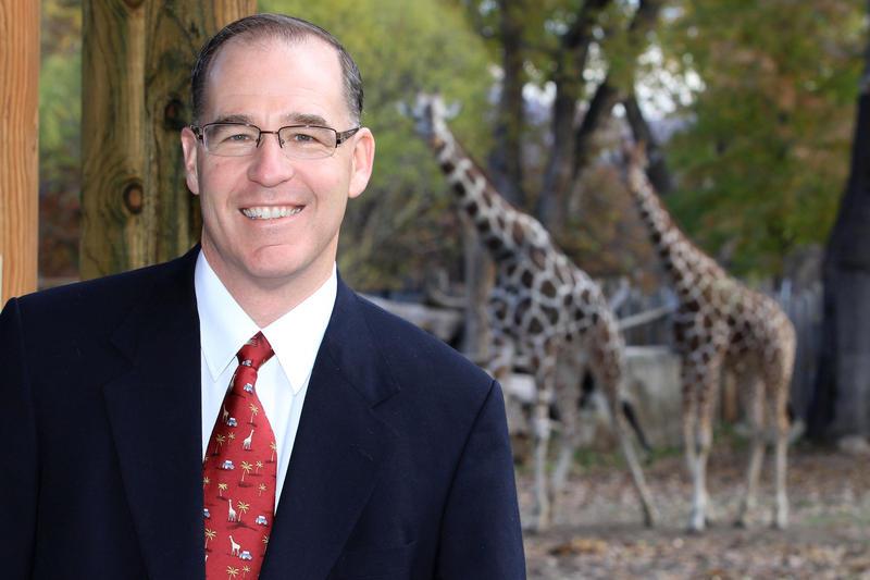 Steve Burns celebrates 20 years at Zoo Boise.