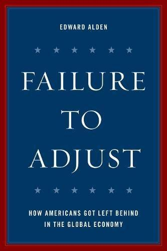 """Failure to Adjust"" cover image"