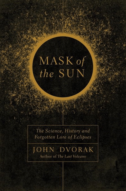 """Mask of the Sun"" book cover image"