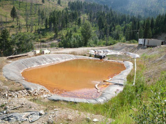 The Atlanta Gold Company has been ordered to pay $502,000 in fines for arsenic pollution. That's on top of their $2 million fine from 2012.