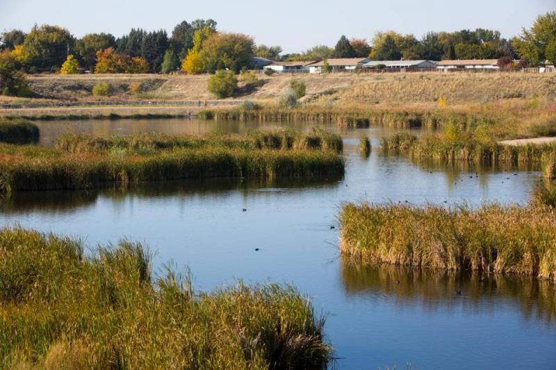 Hyatt Hidden Lakes Reserve is owned by the City of Boise.
