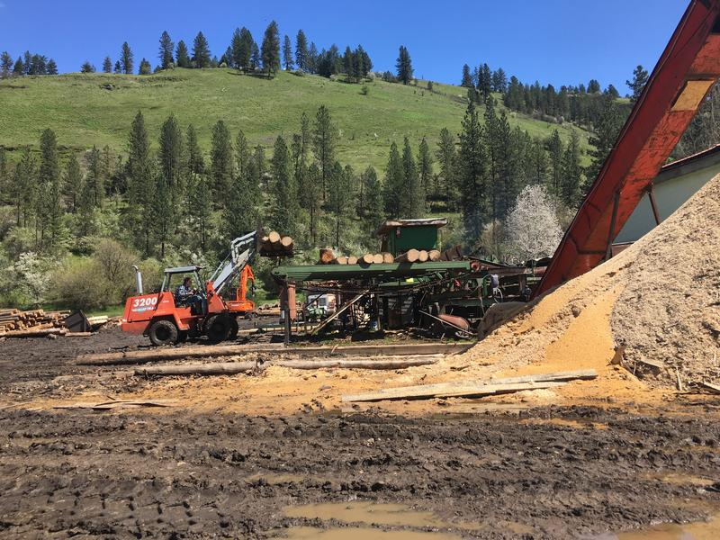 The Idaho Department of Lands is looking to expand projects under the Good Neighbor Authority, which allows states to work with the Forest Service to log on federal land.