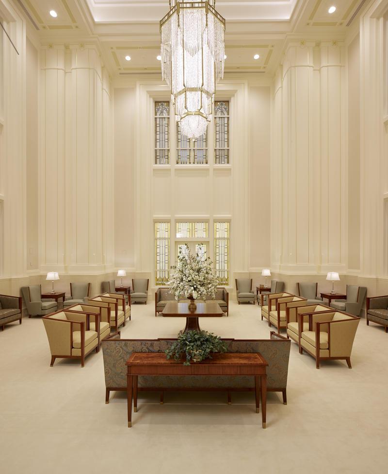 Celestial Room, Meridian Temple.