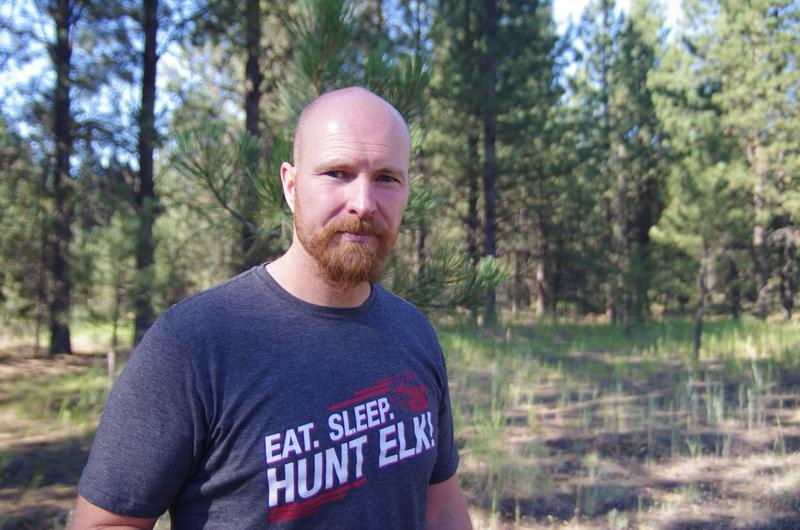 """I definitely have some people that we've severed ties. It got to the point where they started calling me an environmentalist because I wanted public lands to stay public,"" Ty Stubblefield said."