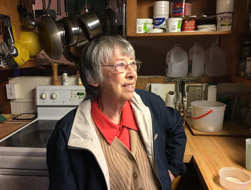 Dorothy Millard, 77, depended on Boise at Home to help care for her big yard and to drive her to the grocery store.