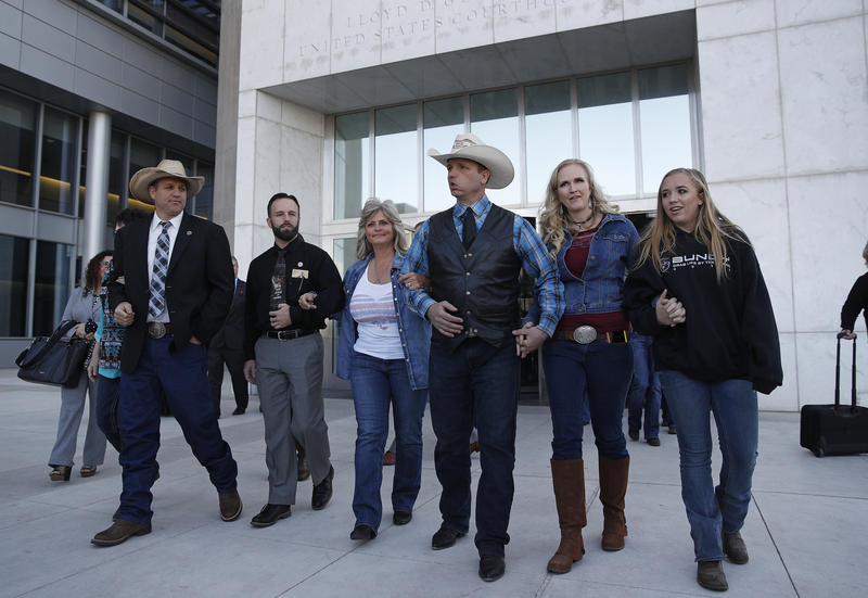 A U.S. judge who declared a mistrial could on Monday, Jan. 8, 2018, kill the much-watched criminal prosecution of a Nevada rancher accused of leading an armed uprising against federal authorities in April 2014.