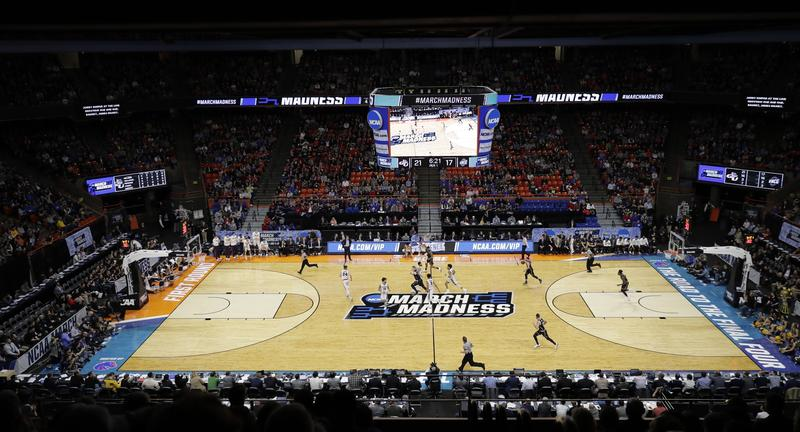 The NCAA March Madness tournament stopped in Boise last weekend for the first time since 2009. The sporting event is set to return to Taco Bell Arena in 2021.