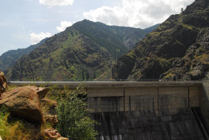 Hells Canyon Dam, Idaho Power, dam