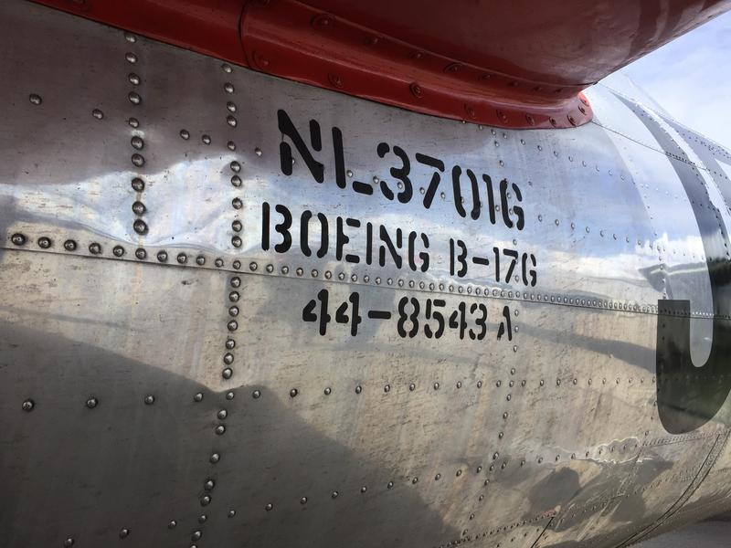 The Boeing B-17 was the workhorse bomber in World War II and is one of the most famous warplanes of all time.