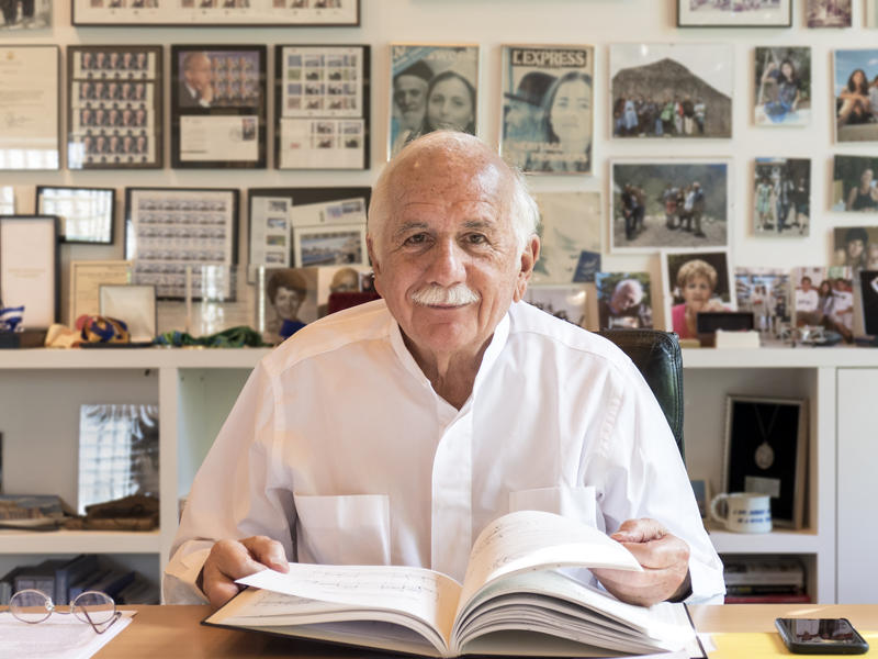 Architect Moshe Safdie rose to international prominence after his very first building, Habitat 67, became the showpiece of the 1967 world's fair in Montreal, Canada. Since then, he's designed buildings around the globe.