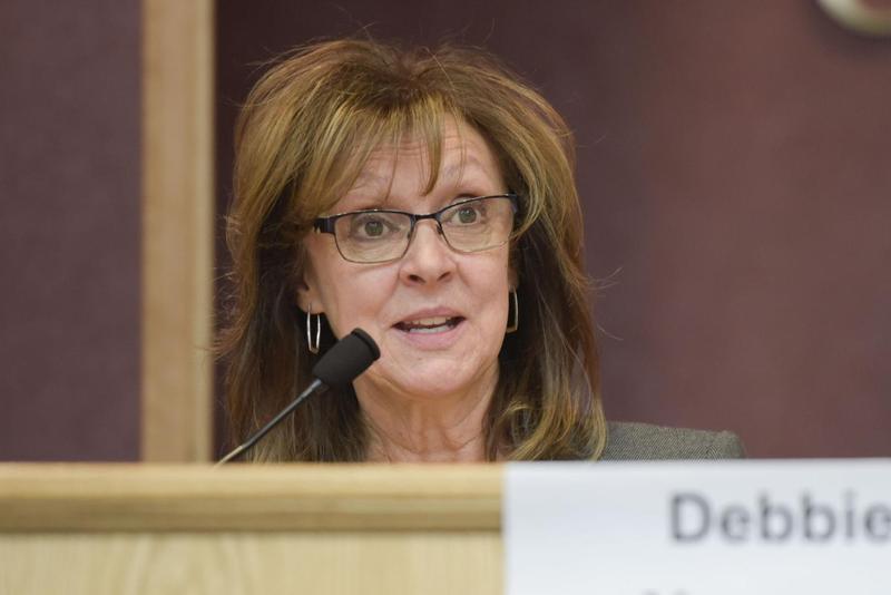 Nampa mayor Debbie Kling