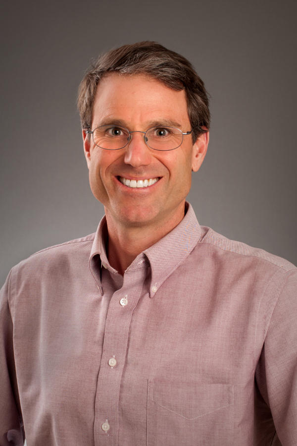 Dr. Owen McDougal -  professor and chair, Department of Chemistry & Biochemistry, Boise State University