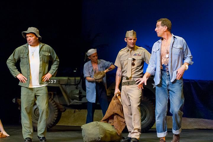 Boise Music Week's 2013 production of 'South Pacific.'