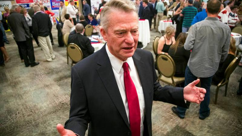 Lt. Gov. Brad little secured the GOP nomination, beating out six other candidates.