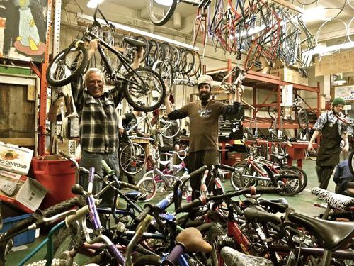 Boise Bicycle Project bike shop