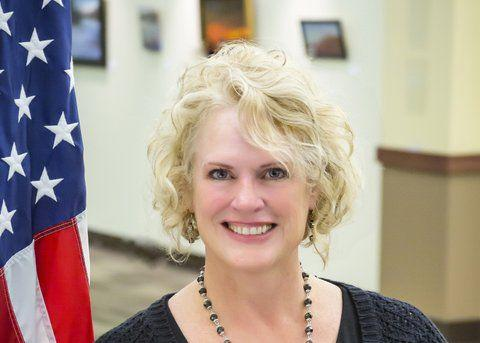 Meridian Mayor Tammy de Weerd.