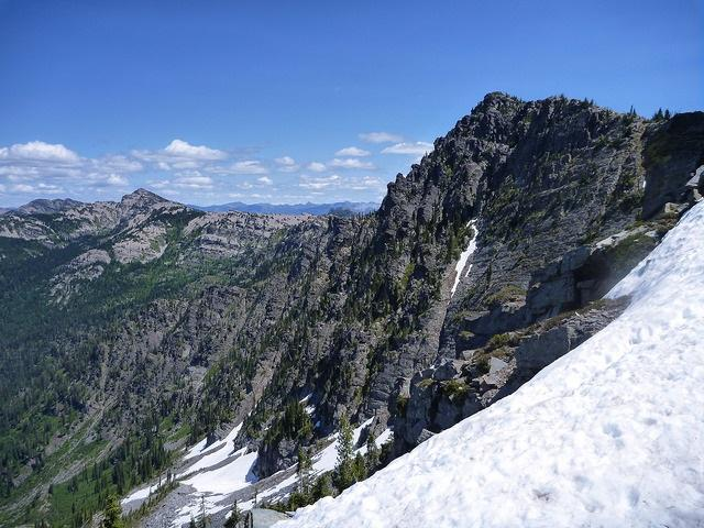 Bonner County voters rejected a proposal to create a wilderness area at Scotchman Peaks in North Idaho.