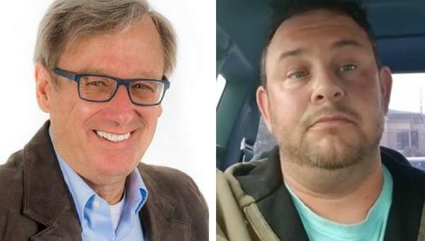 Idaho Republican gubernatorial candidate Steve Pankey / Idaho Republican gubernatorial candidate Dalton Cannady