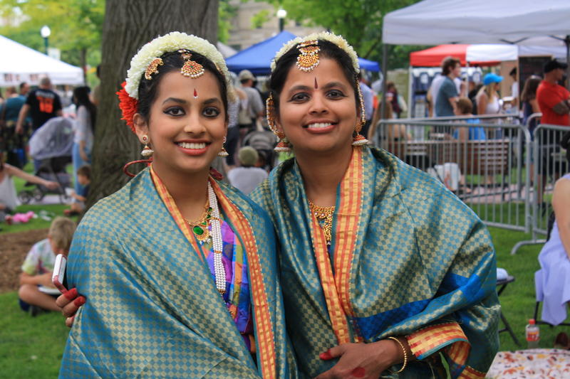 Alekya Tanikella learned South Indian Classical Dance from her mother, Padma Gadepally.