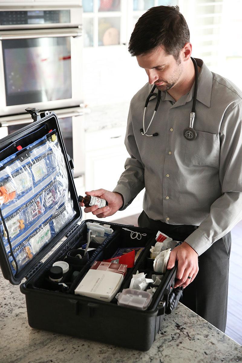 Table Rock Mobile Medical's Bradley Bigford.