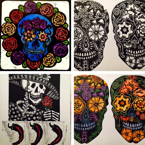Works by artist Laurel MacDonald