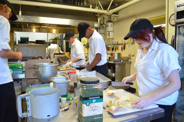 Life's Kitchen provides culinary training and life skills classes for at-risk youths in Idaho.
